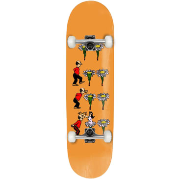 """Pass~Port - What U Thought - Flowers - Complete Skateboard - 8.125"""""""