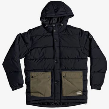 DC Shoes Stafford Hooded Puffer Jacket