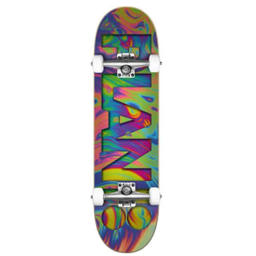 Plan B Skateboard Complete Team Psychedelic - 7.75