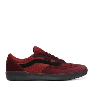 Vans AVE Pro Skate Shoes - Port Royale / Rosewood