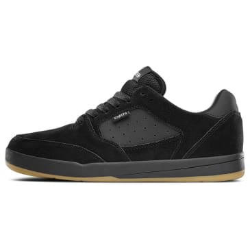 Etnies Veer Shoes - Black/White/Gum