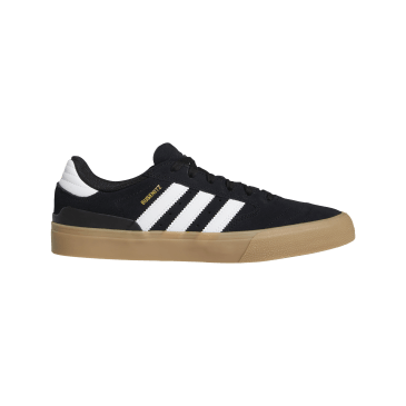 adidas Busenitz Vulc II Skate Shoes - Core Black / Cloud White / Gum