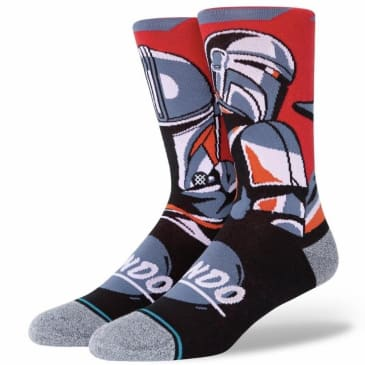 Stance Socks Beskar Steel
