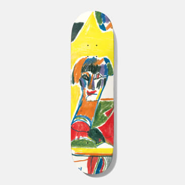 Baker Skateboards Dollin Presley Skateboard Deck - 8""