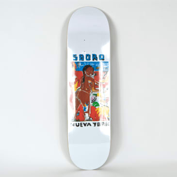 "5Boro Skateboards - 8.25"" Nueva York Chinatown Girl Deck"