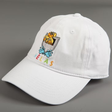 Helas 'Boat Jam' 6 Panel Hat (White)