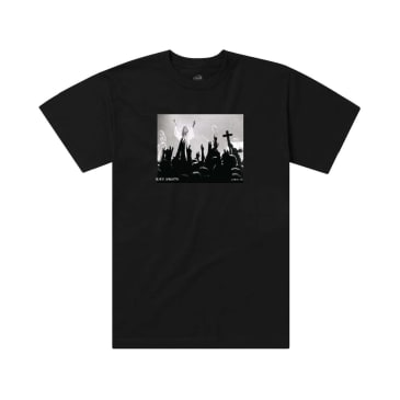 Lakai x Black Sabbath Tour Photo T-Shirt - Black