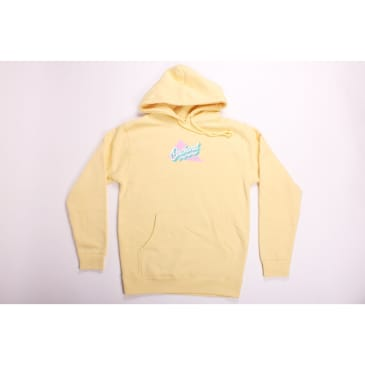 Orchard Hoodie Best Dressed Pale Yellow