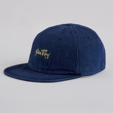 Stan Ray - Ball cap washed denim