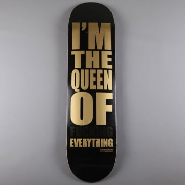 """Lovenskate 'Lucy Adams - I'm The Queen...' 8"""" Deck"""