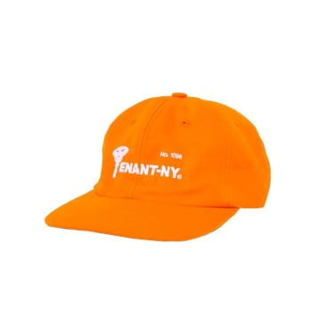 Tenant Skateshop - Lock Hat - Orange
