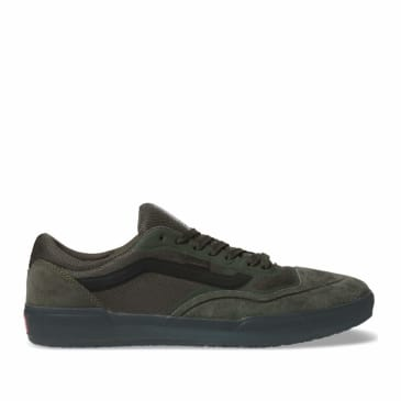 Vans AVE Pro Rainy Day Skate Shoes - Forest Night / Black