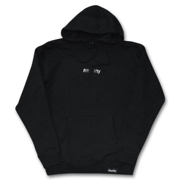 Fifty Fifty Gradient Hood Black
