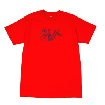 WKND - Devil Tales Tee - Red