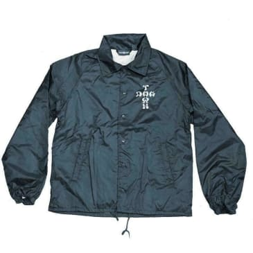Dogtown Cross Logo Windbreaker - Navy