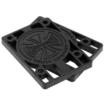 "Independent Trucks - Riser Pads - 1/4"" - Pack Of 2"