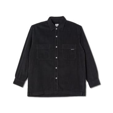Polar Skate Co Cord Shirt - Black