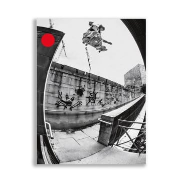 """FREE SKATEBOARD MAG-""""ISSUE 32"""""""