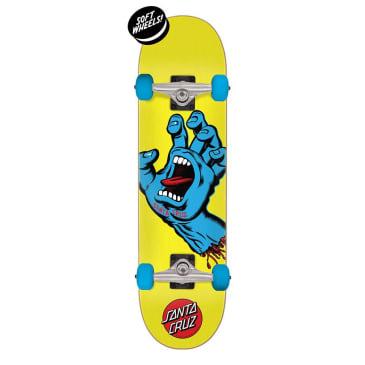 Santa Cruz Skateboards - Screaming Hand Mini Complete 7.75