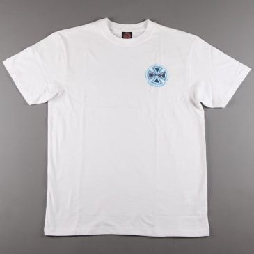 Independent 'Spectrum Truck Co' T-Shirt (White)