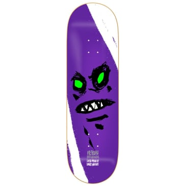 """Heroin Skateboards - DMODW Call Of The Wild Deck 9.25"""" Wide"""