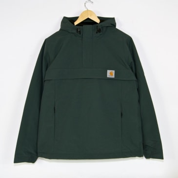 Carhartt WIP - Nimbus (Winter) Pullover Jacket - Dark Teal