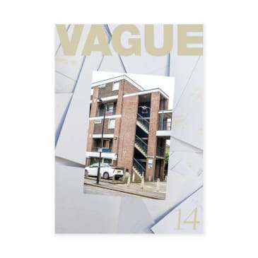 """VAGUE MAG-""""ISSUE #14"""""""