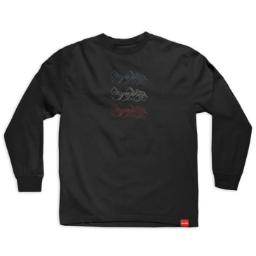 Chocolate Skateboards - Chunk Of Chunk Long Sleeve T-Shirt