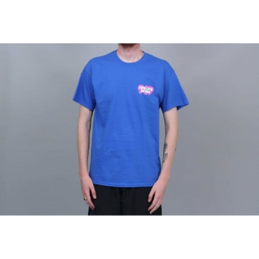 Call Me 917 Swiss Alps T-Shirt - Blue