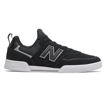 New Balance Numeric 288 Sport Skateboarding Shoe - Black/White