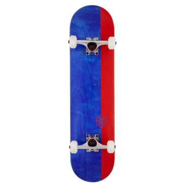 Rocket 'Invert Series' Complete Skateboard Blue 7.5""