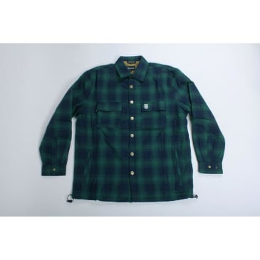 Theories Jacket Lantern Flannel Forest