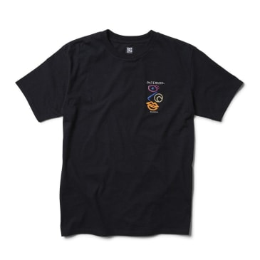 DC Shoes x Paterson Field Abstract T-Shirt - Black