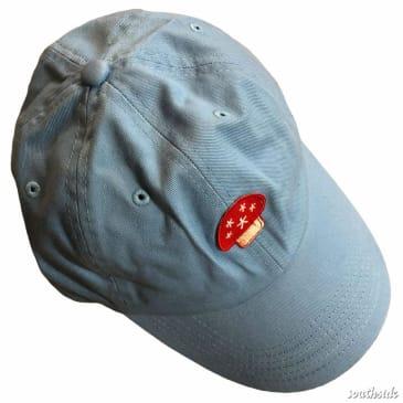 Stingwater Hat Speshal Mushroom Air Blue