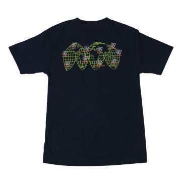 Bronze 56K International T-Shirt - Navy