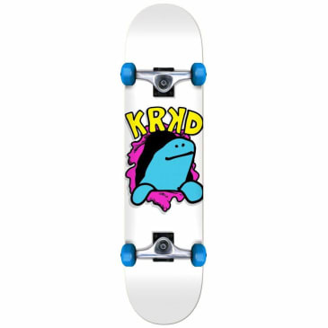Krooked Skateboards - Krooked Komplete Schmooday Mini Complete 7.38"