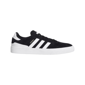 Adidas Busenitz Vulc II Skateboarding Shoes - Core Black / Cloud White / Gum
