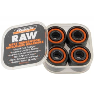Bronson Speed Co - Raw Bearings