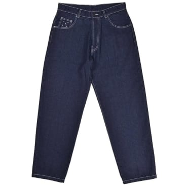 POP Trading Company DRS Denim - Rinsed / White Stitching