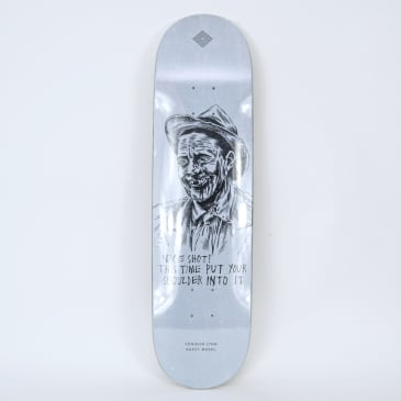 "The National Skateboard Co. - 8.75"" Conhuir Lynn Guest Pro Deck (High Concave)"