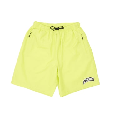 Andrew - Shell Shorts - Lime