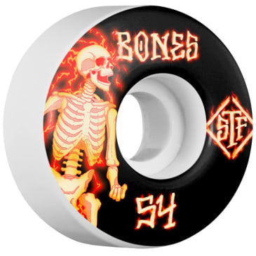 Bones Wheels STF V1 Blazer Skateboard Wheels - 54mm