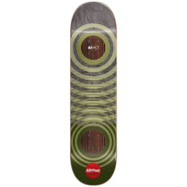 Almost Skateboards Youness Natural Rings Impact Deck 8.0