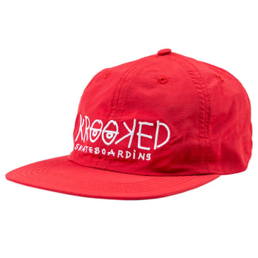 Krooked Skateboards Krooked Eyes Hat