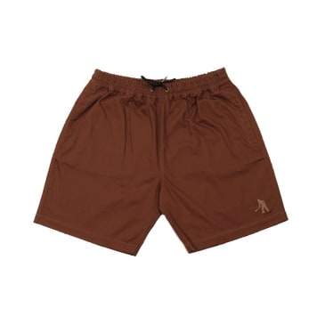 """PASS~PORT - """"WORKERS SHORTS"""" (BROWN)"""