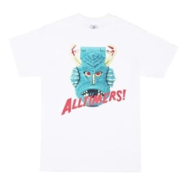 Alltimers Mighty T-Shirt White