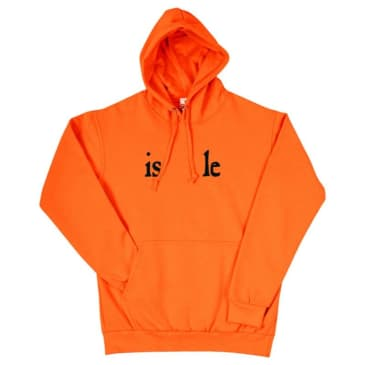 Isle Les Mis Hood Safety Orange