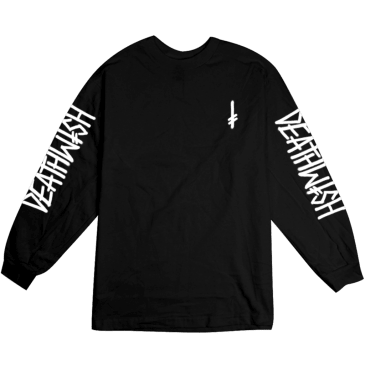 Deathwish Landmark Long Sleeve Black
