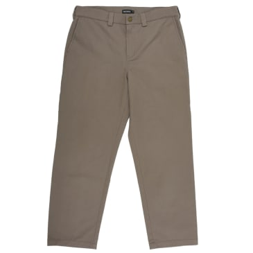 Theories Stamp Work Pant - Camel