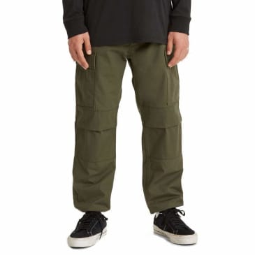 Levi's Skateboarding Collection Skate Cargo Pant Olive Night